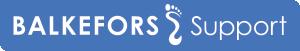 Balkefors Support Logotyp